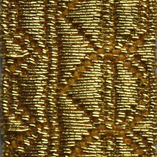 Gold Staff Lace 13mm (AGC)