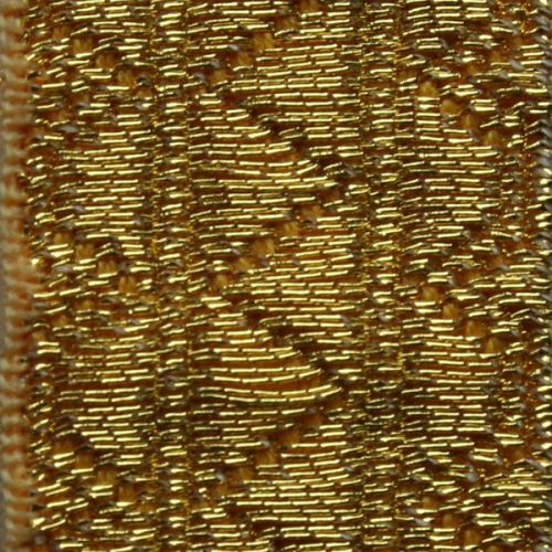 Gold Staff Lace 16mm (RLC)