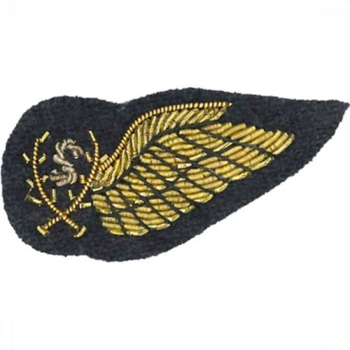 RAF Air Signallers Brevet Badge
