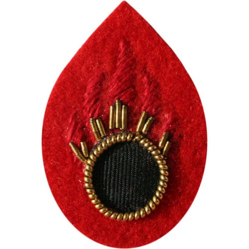 RLC Ammo Examiner Scarlet Badge