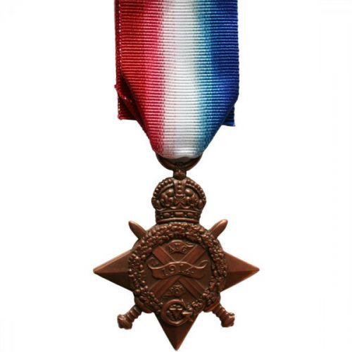 1914 Star, Medal