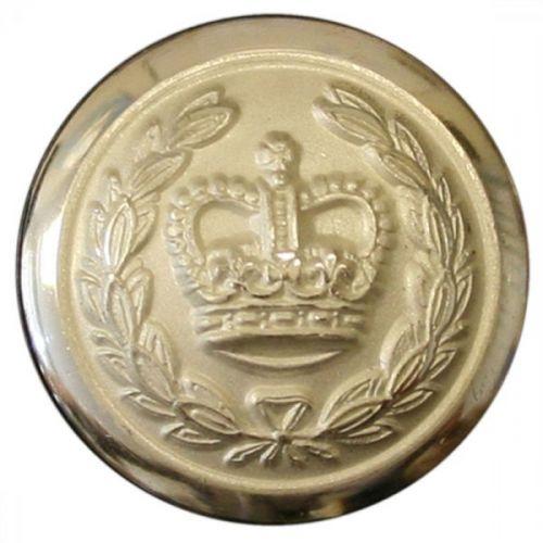 Deputy Lord Lieutenant Button, Silver (22L)
