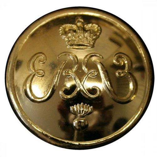 Grenadier Guards Button, Anodised (40L)