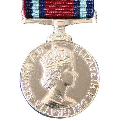 Champion Shot RAF, Medal (Miniature)