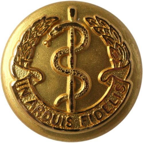 Royal Army Medical Corps Button, Blazer (Large)