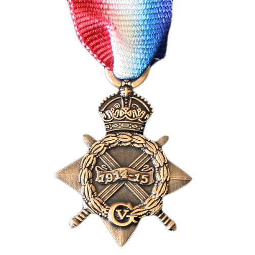 1914 to 1915 Star, Medal (Miniature)
