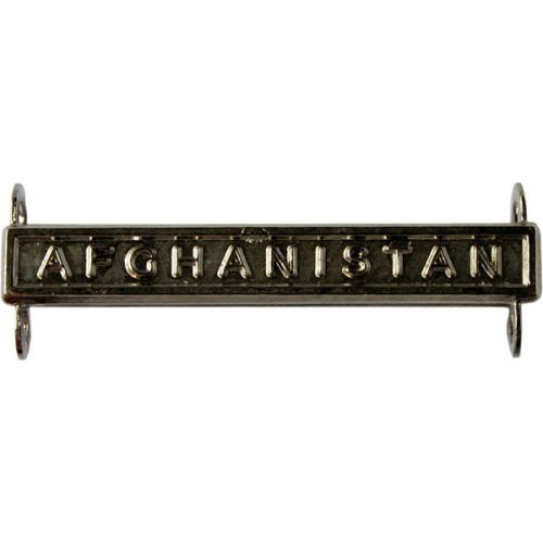 Afghanistan, Clasp