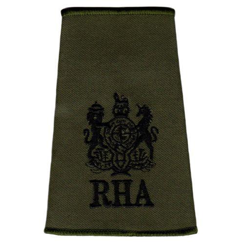 RHA Rank Slides, CS95, (WO1)