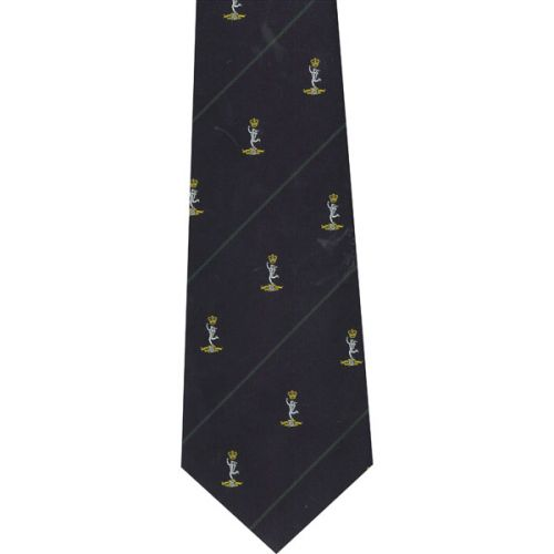 Royal Signals Crested Tie