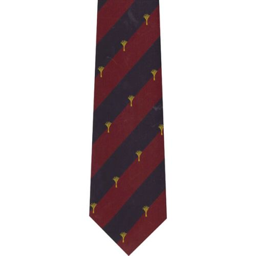 Welsh Guards Crested Tie