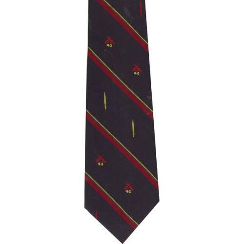 RM 43 CDO Crested Tie