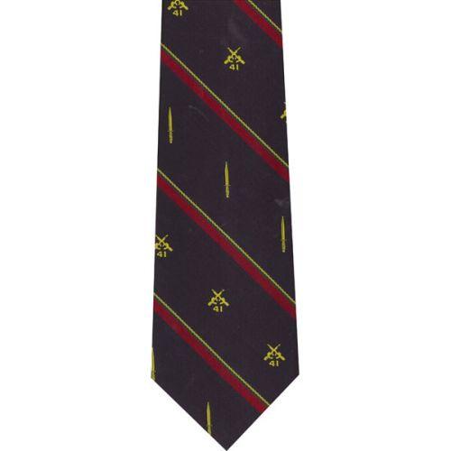 RM 41 CDO Crested Tie