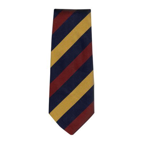 RAMC Equal Stripe Tie