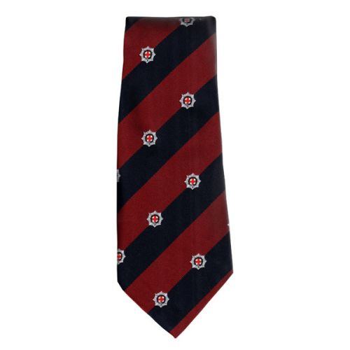 Coldstream Guards Crested Tie