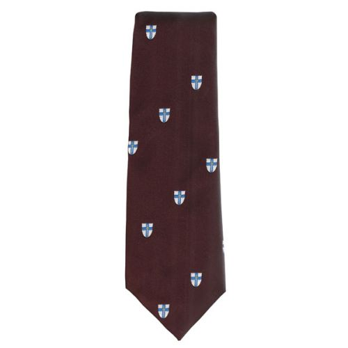 2nd Army Crested Tie