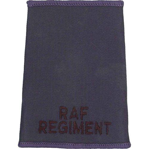 RAF Regiment Rank Slides, RAF Blue, (Unranked)