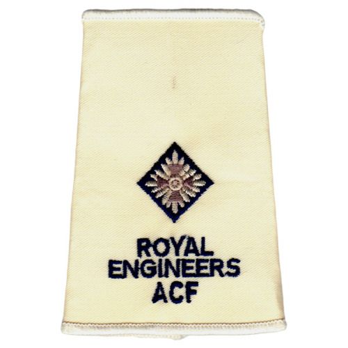 ACF RE Rank Slides, Cream, (2/Lt)