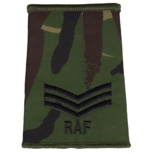 RAF COMBAT SLIDES SGT