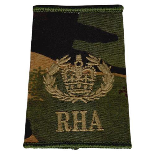 RHA Rank Slides, CS95, (RQMS)
