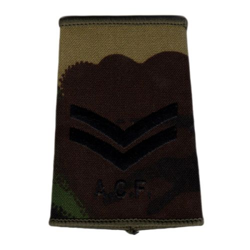 ACF Rank Slides, CS95, (Cpl)