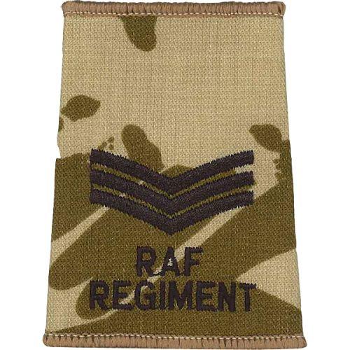 RAF Regiment Rank Slides, Desert, (Sgt)