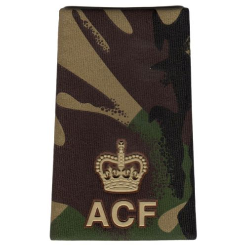 ACF Rank Slides, CS95, (Maj)