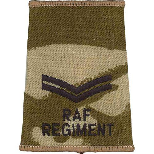 RAF Regiment Rank Slides, Desert, (Cpl)