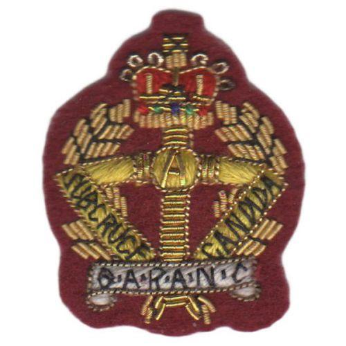 QARANC Beret Badge, Officers, on PARA