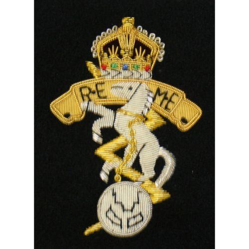 REME Wire Blazer Badge GV1R