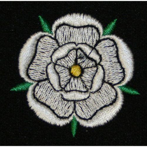 Yorkshire Silk Blazer Badge