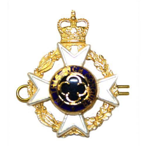 RAChD (Christian) Cap Badge