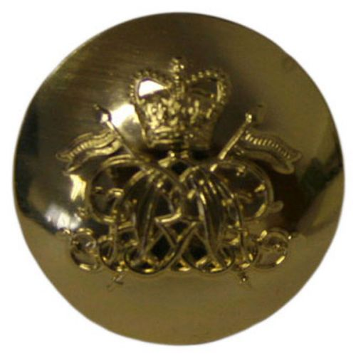 9th/12th Lancers Button, Anodised (30L)