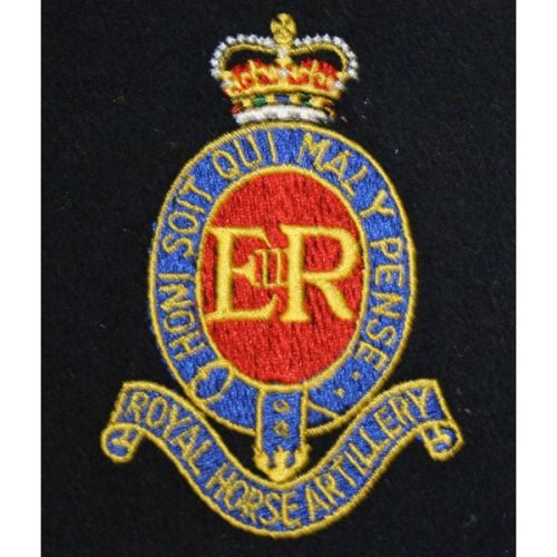 RHA Silk Blazer Badge