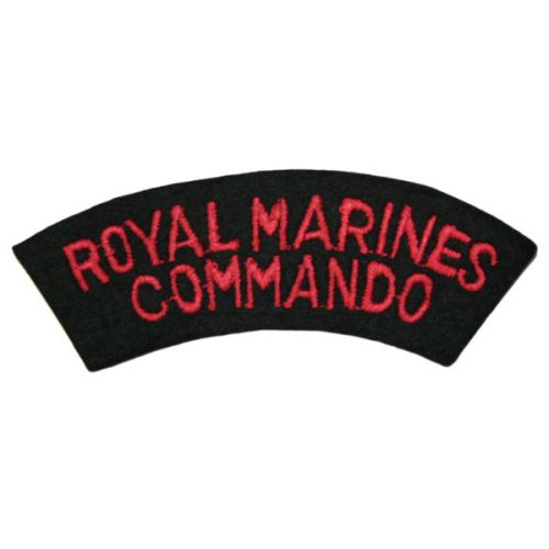 RM CDO Titles (Red/Navy)