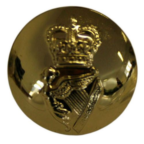 Irish Guards Button, Anodised (40L)