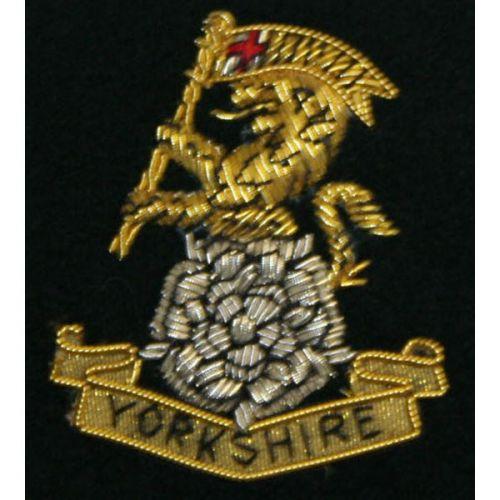 Yorkshire Regiment Beret Badge, Officers