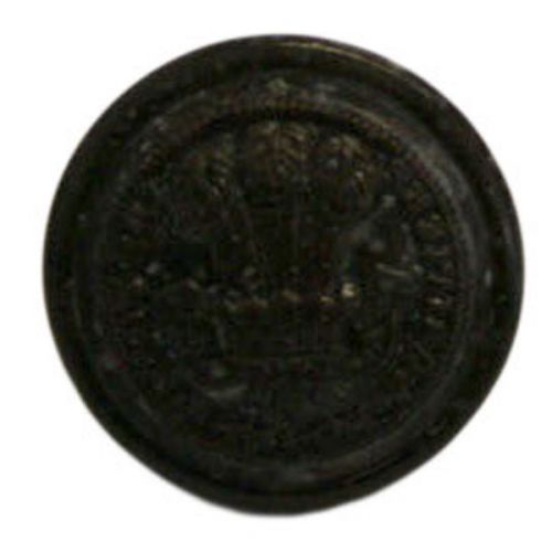 Royal Welch Fusiliers Button, Bronze (22L)