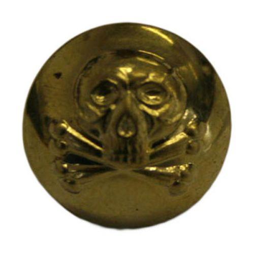 Queens Royal Lancers Button, Brass (26L)