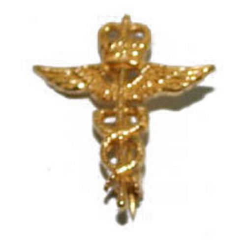 RAF Medical No1 Collar Badges
