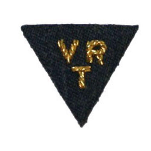 RAF VRT No5 Collar Badges