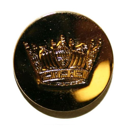 Royal Navy Button, Blazer, Indented (Large)