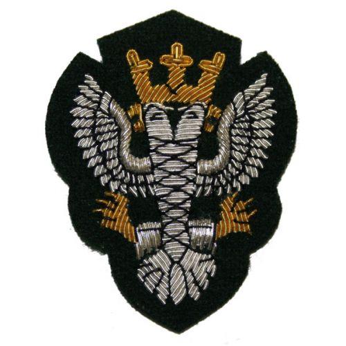Mercian Beret Badge, Officers
