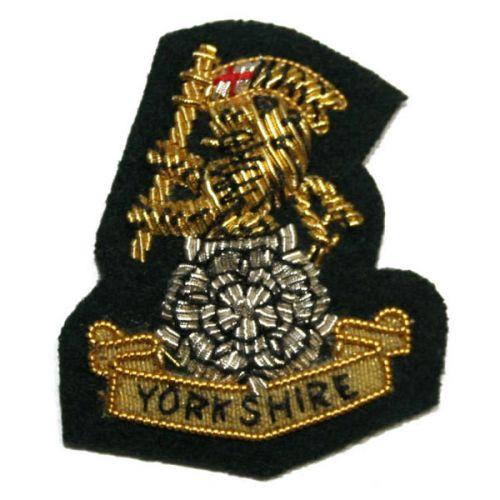 Yorkshire Regiment Collar Badge