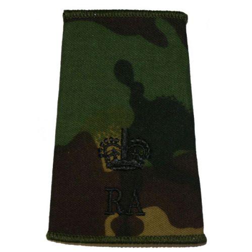 RA Rank Slides, CS95, (Maj)