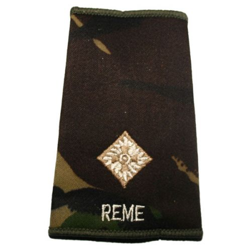 REME Rank Slides, CS95, (2/Lt)