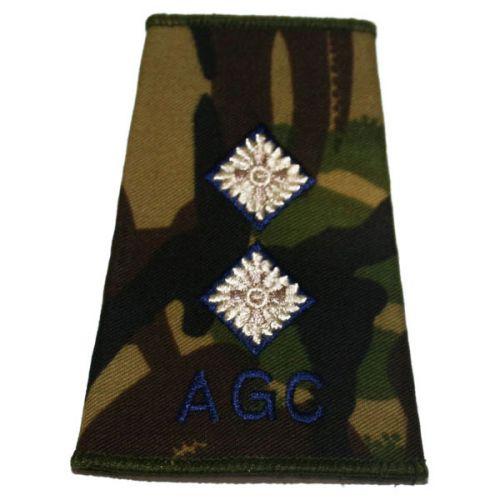 AGC Rank Slides, CS95, (Lt)
