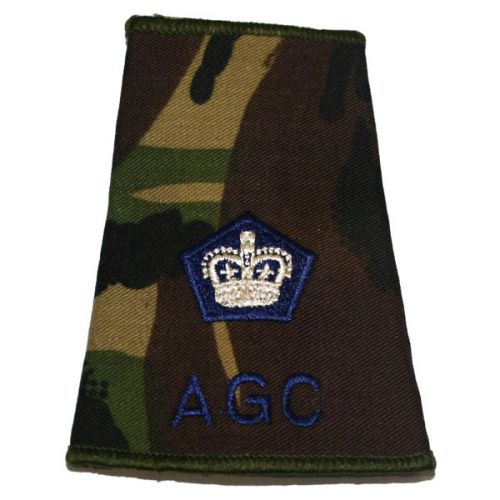 AGC Rank Slides, CS95, (Maj)