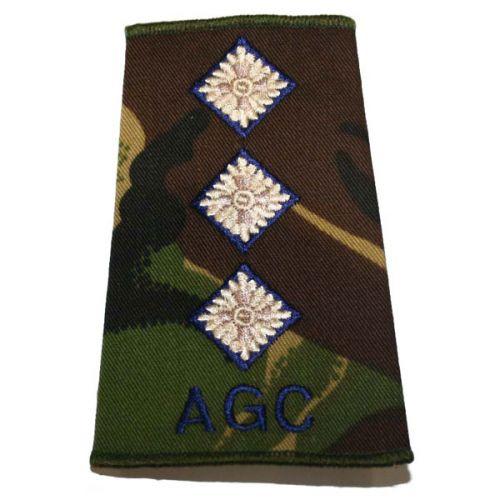 AGC Rank Slides, CS95, (Capt)