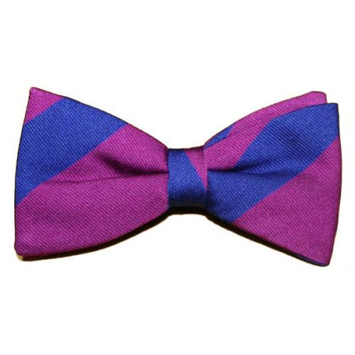 RWF Polyester Bow Tie (Ready Tied)