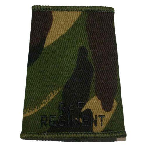 RAF Regiment Rank Slides, CS95, (Unranked)